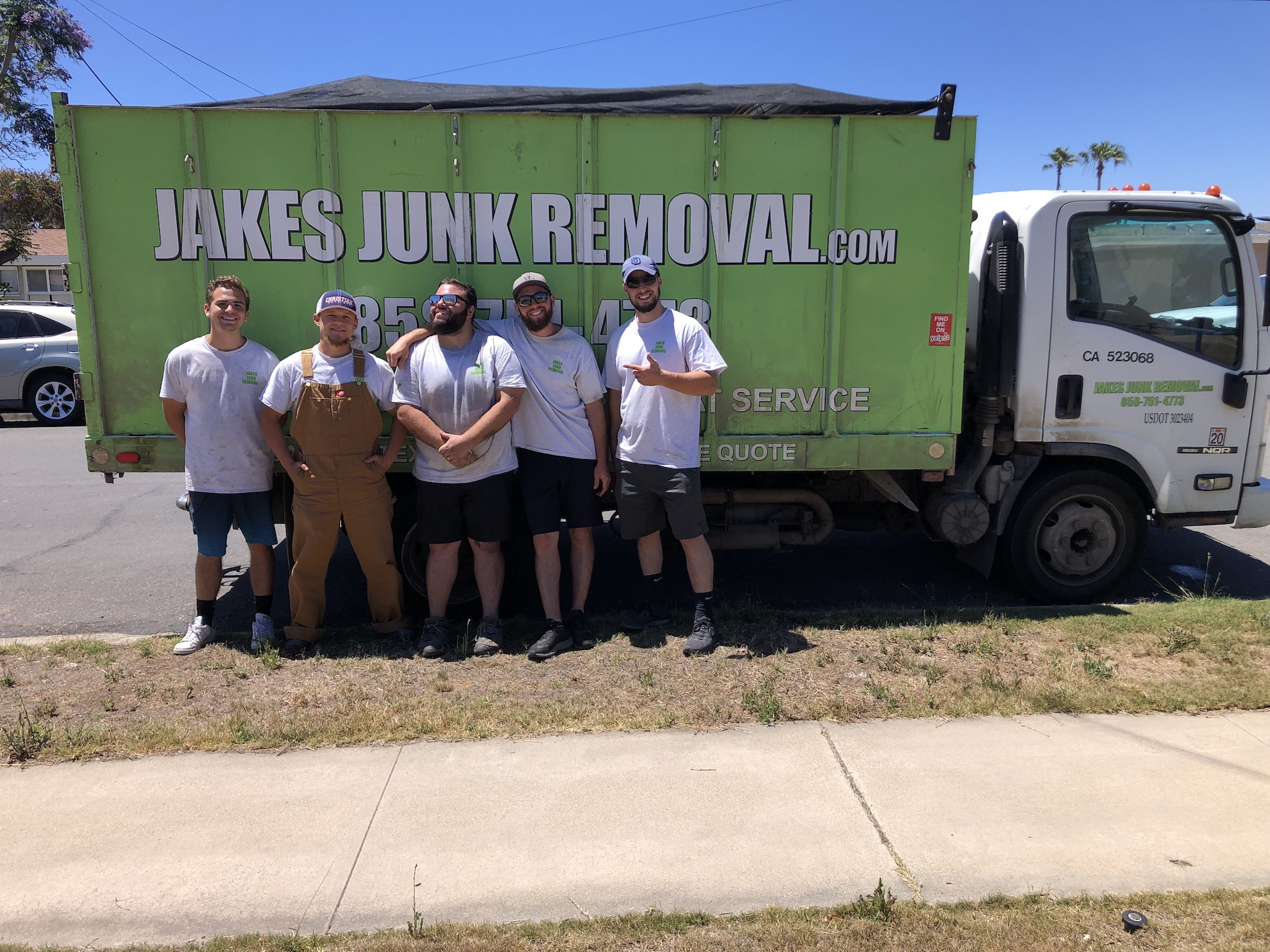 Jakes Junk Removal – We move your junk